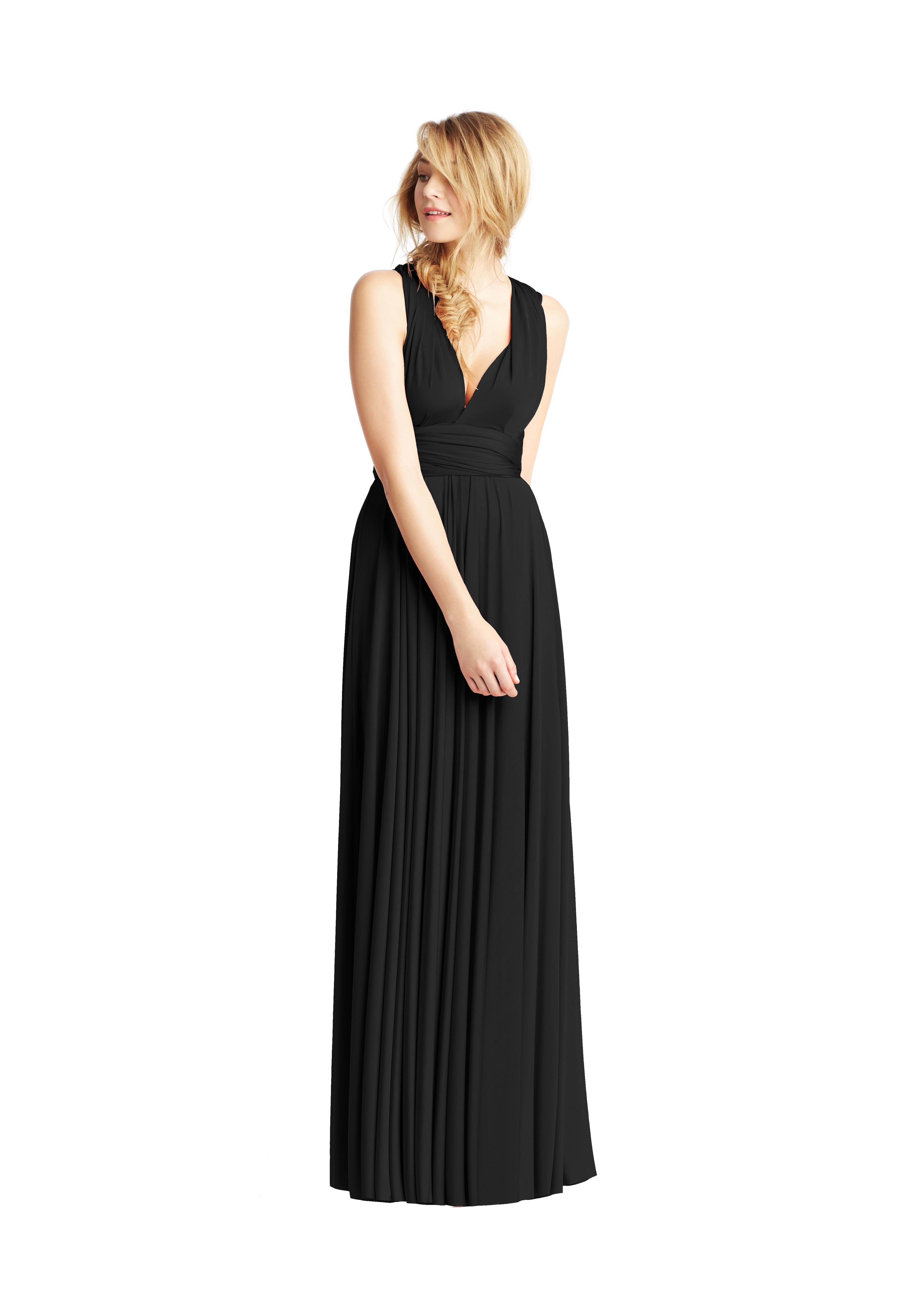 Black Classic Ballgown