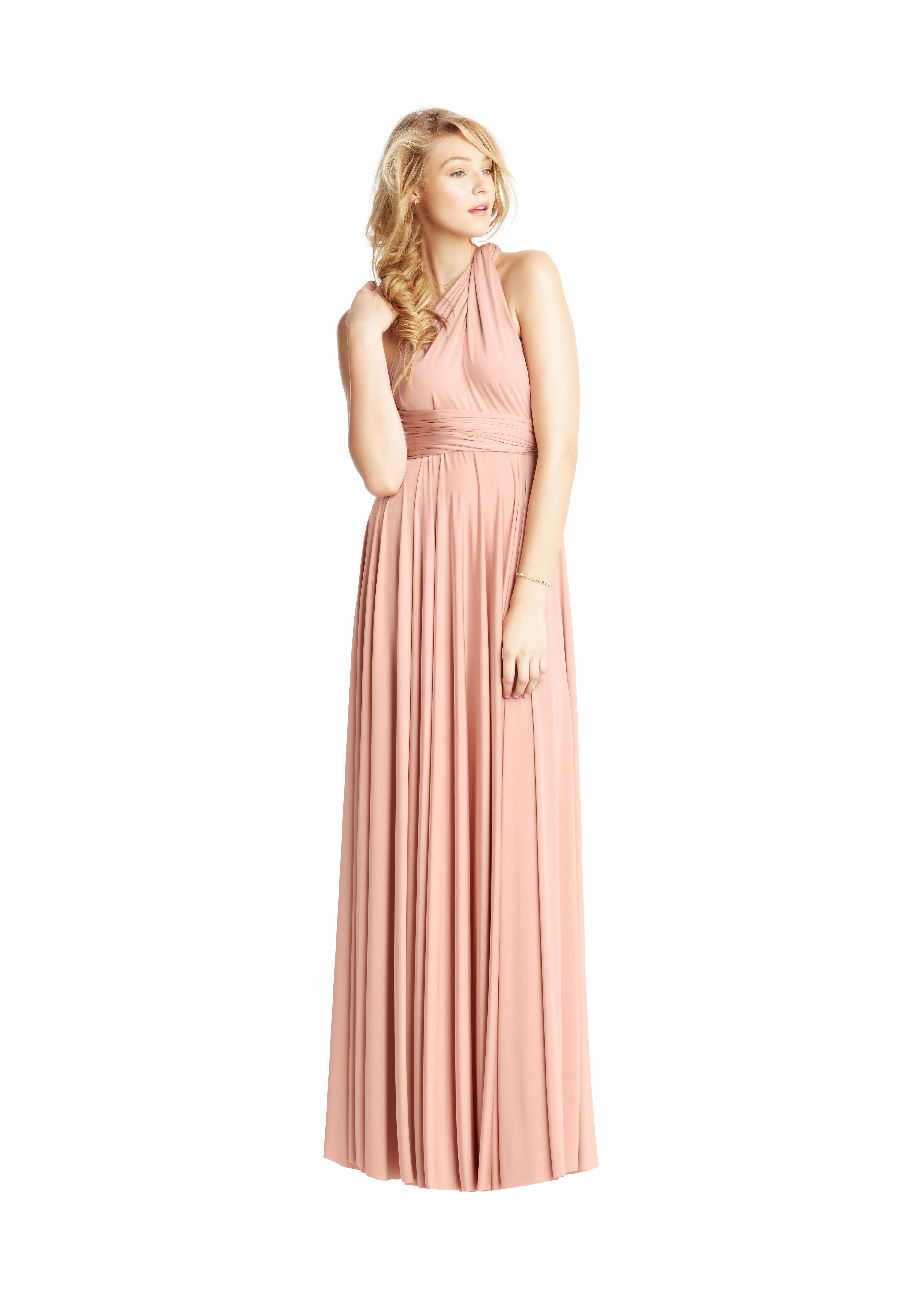 Blush Classic Ballgown