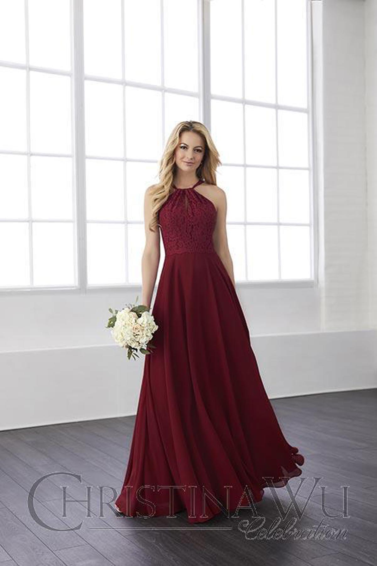 22820 Bridesmaids Dress by Christina Wu