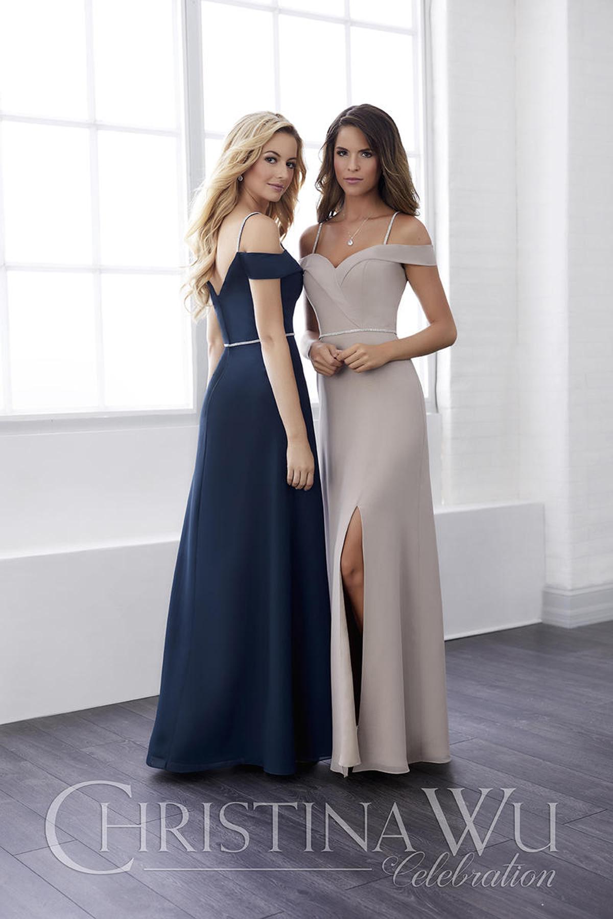 22825 Bridesmaids Dress by Christina Wu