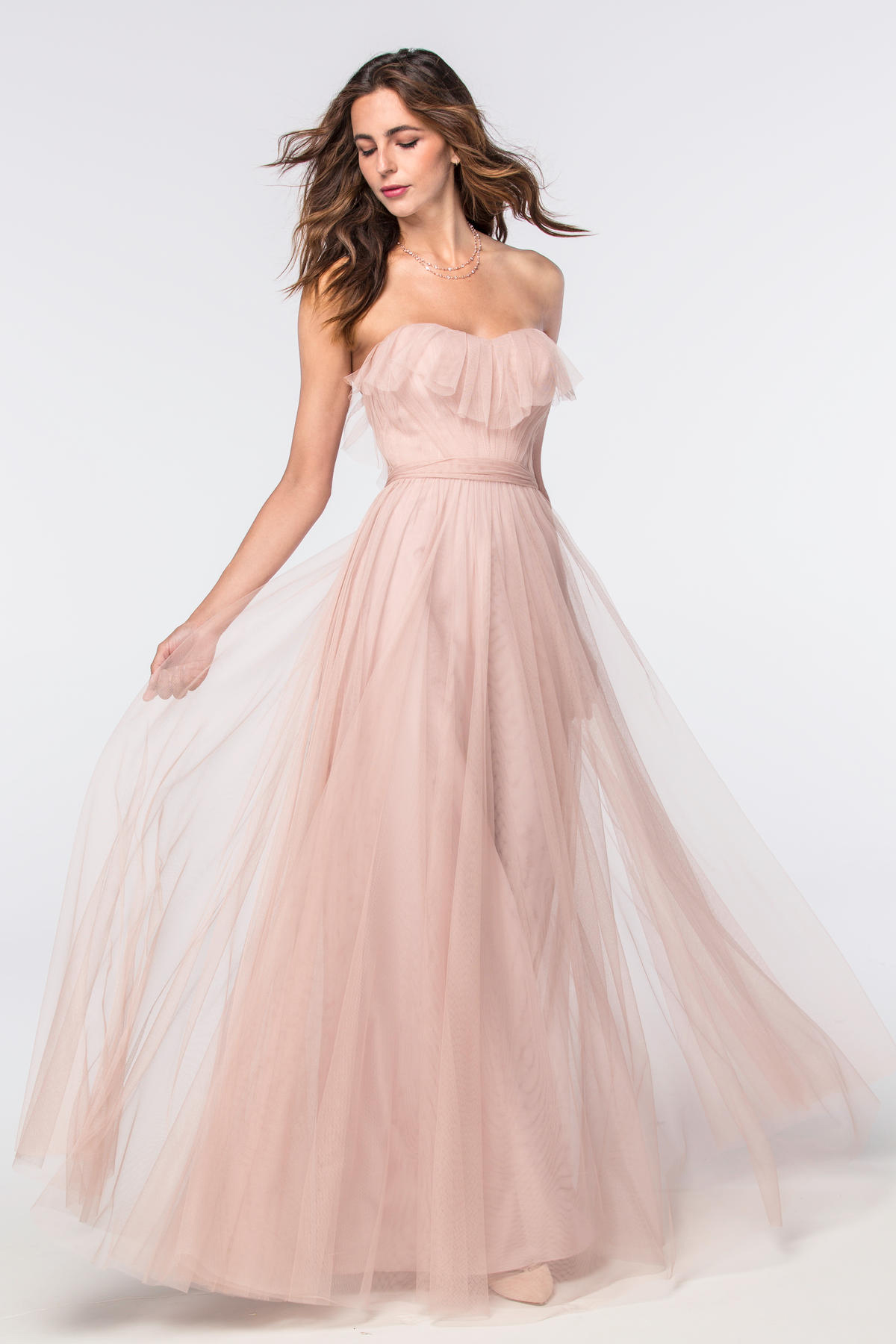 2304 Bridesmaids Dress By Watters