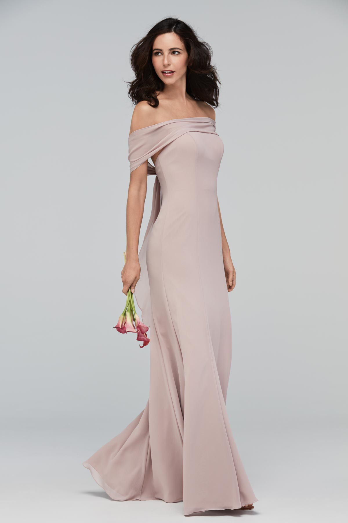 3501 Bridesmaids Dress By Watters