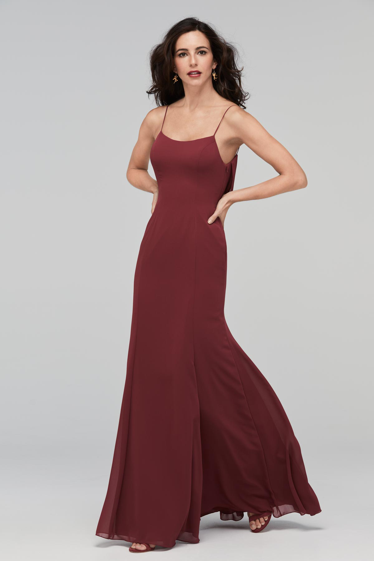 3503 Bridesmaids Dress By Watters