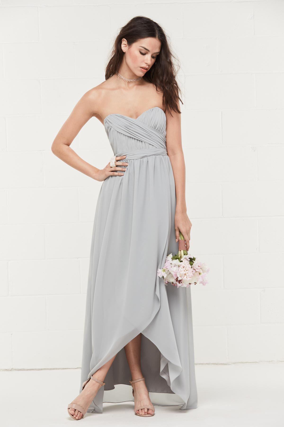 401 Bridesmaids Dress By Watters
