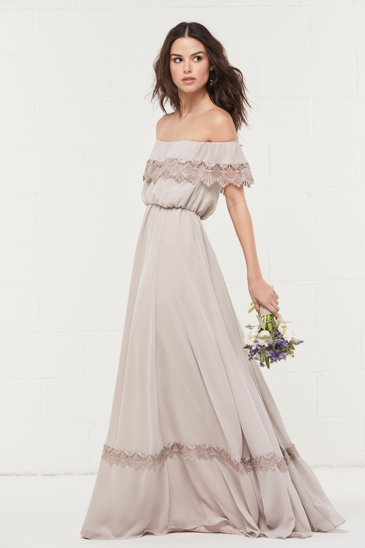 407 Bridesmaids Dress By Watters