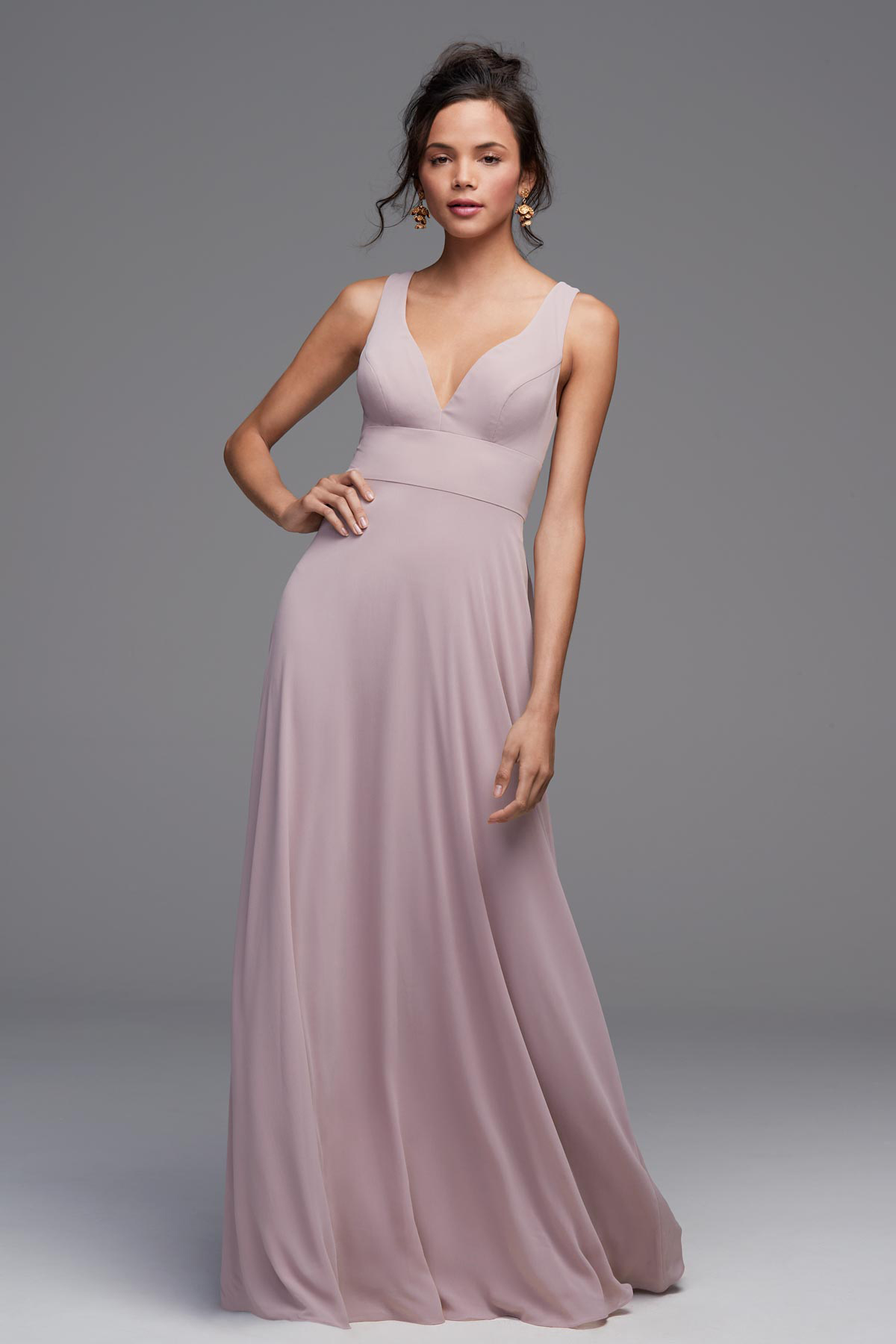 4503 Bridesmaids Dress By Watters