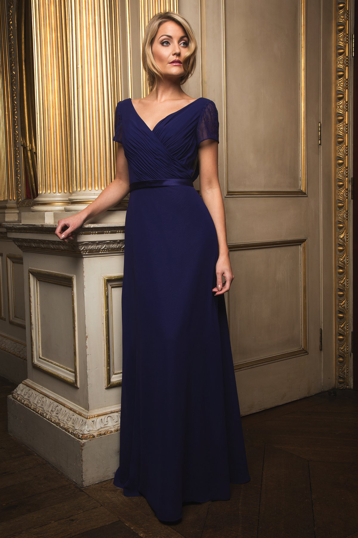 D16555 Bridesmaids Dress by Special Day Bridal Wear