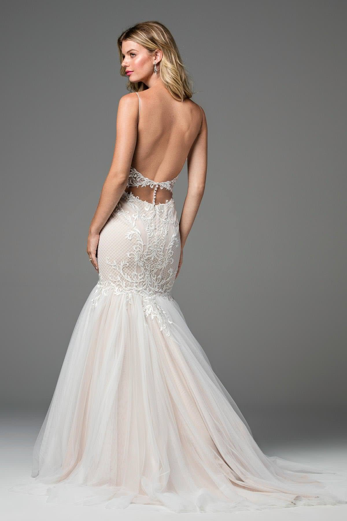 Beau Bridal Dress by Watters Wtoo