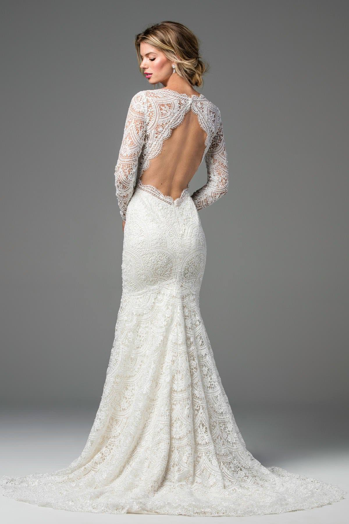 Eliza Bridal Dress by Watters Wtoo
