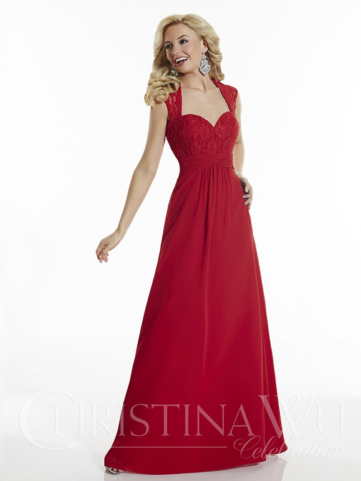 22628 Bridesmaids Dress by Christina Wu