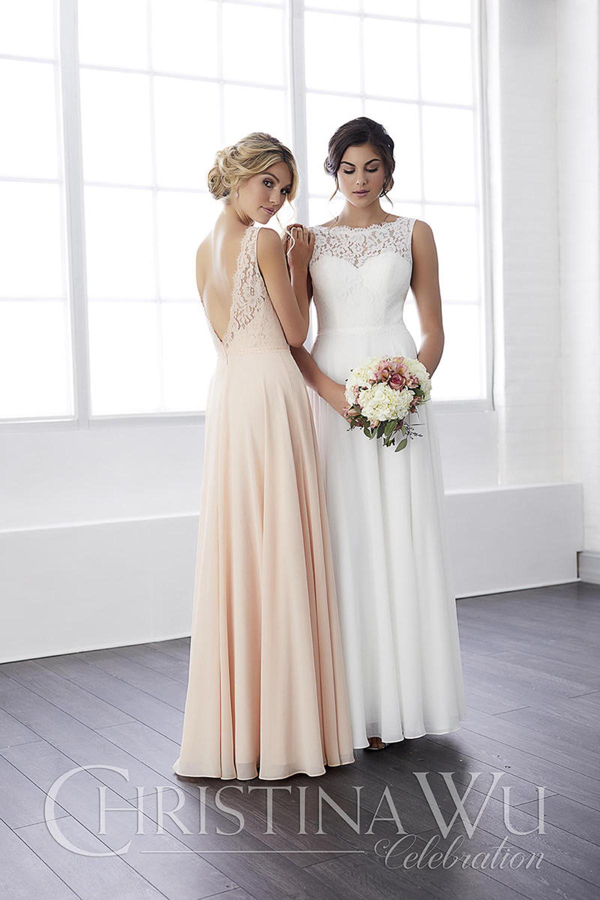 22813 Bridesmaids Dress by Christina Wu
