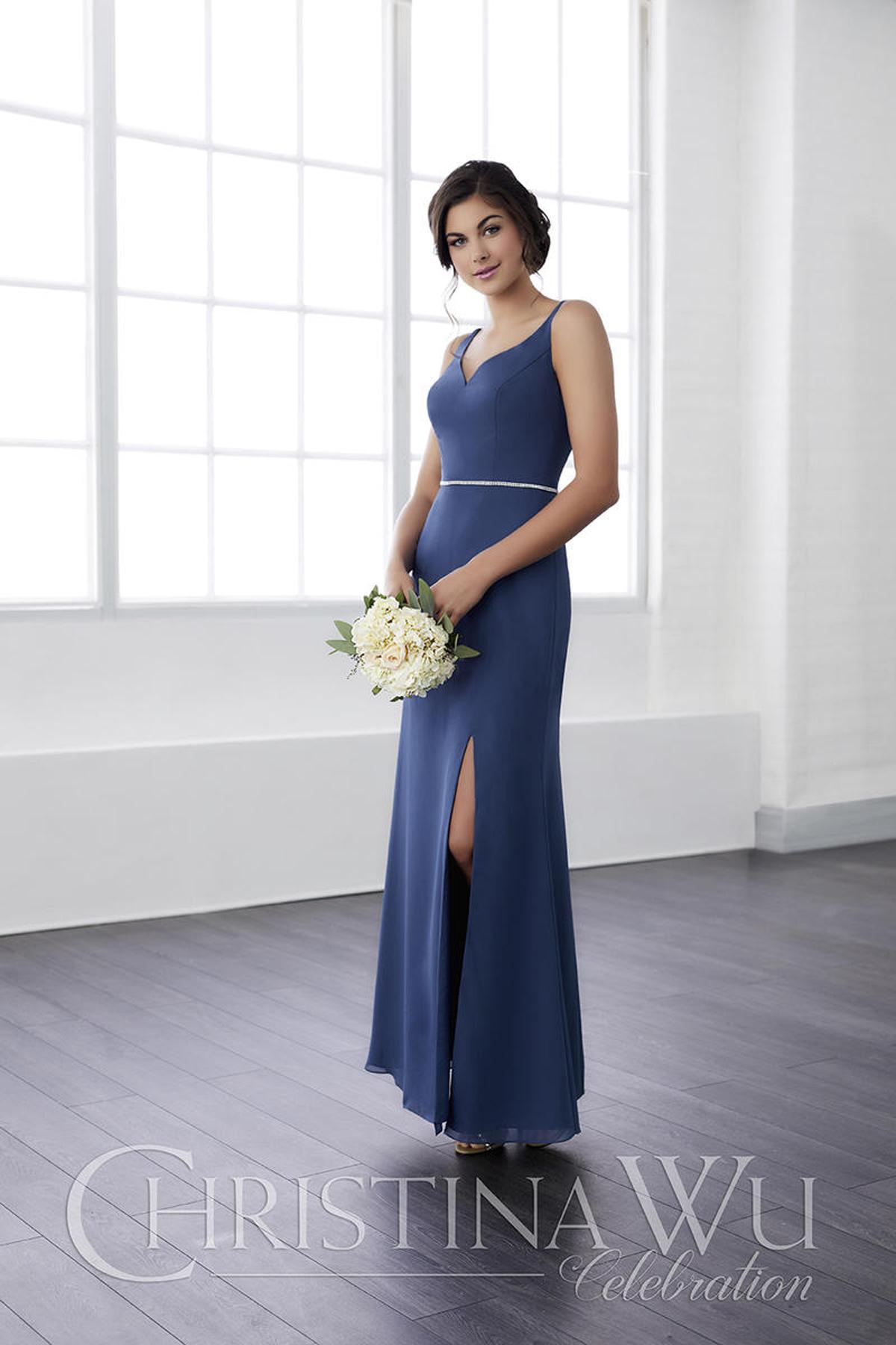 22823 Bridesmaids Dress by Christina Wu