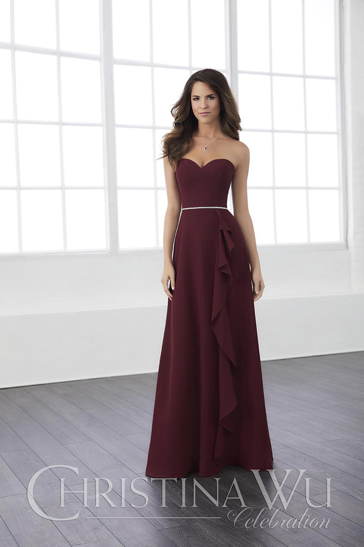 22816 Bridesmaids Dress by Christina Wu