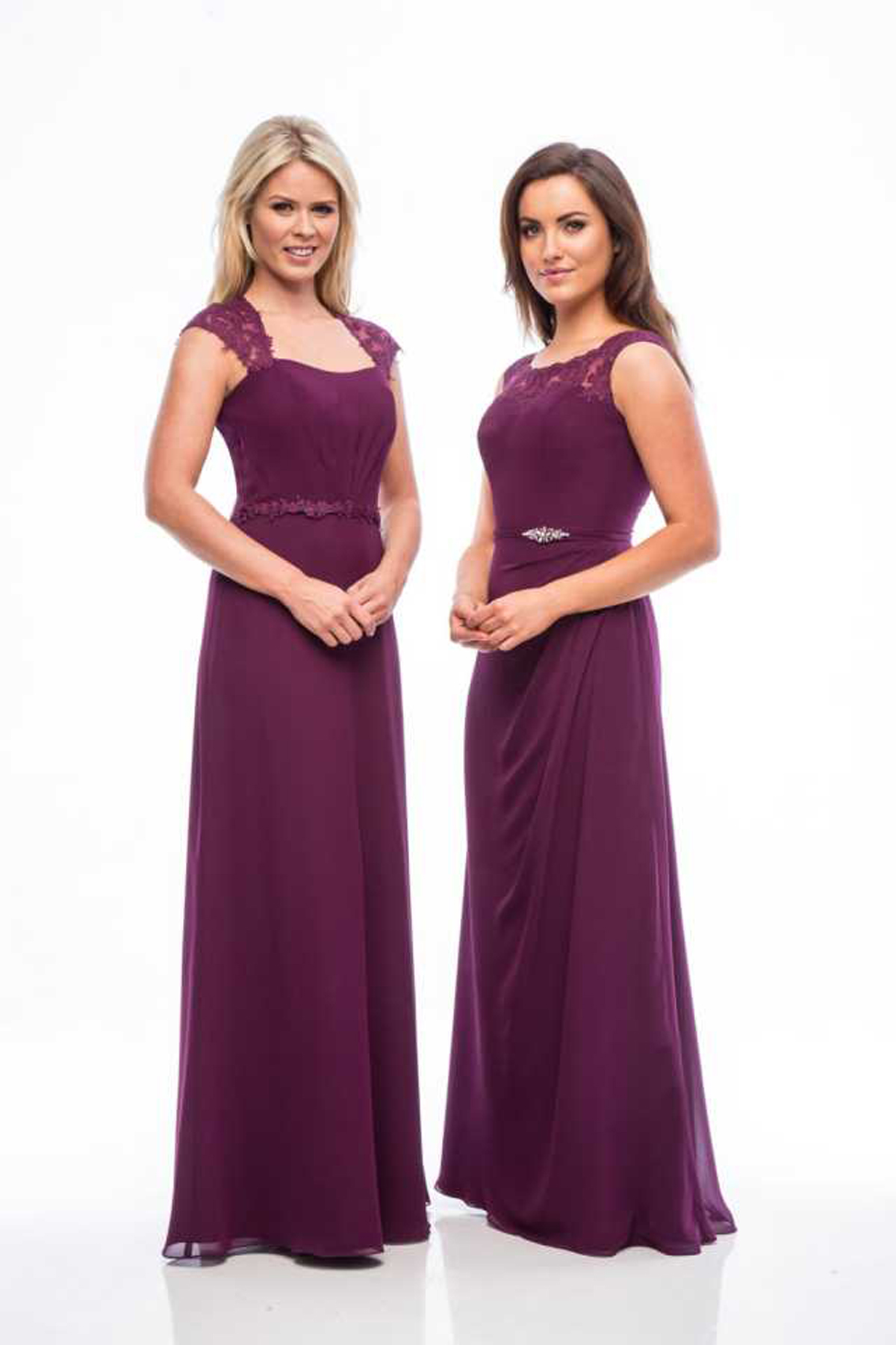 D16500 & D16501 Bridesmaids Dress by Special Day Bridal Wear